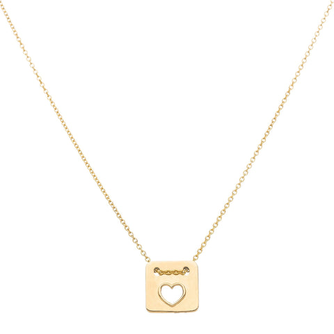 Love Mark Necklace