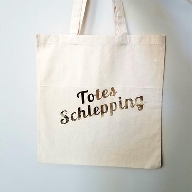 Totes Schlepping Tote