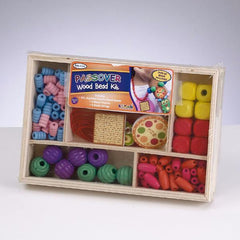 Passover Wooden Beads Craft Kit