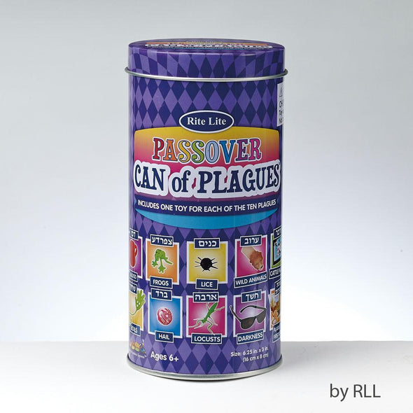 Passover Can of Plagues