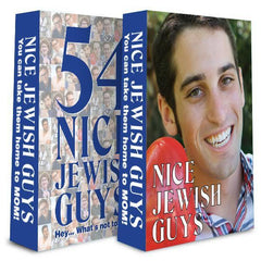 Nice Jewish Guys Playing Cards by Nice Jewish Guys - ModernTribe - 1