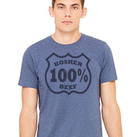 Kosher Beef T-Shirt by ModernTribe - ModernTribe - 1