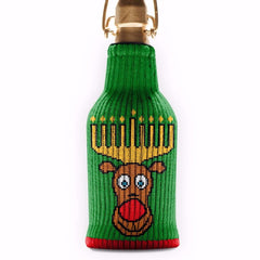 Jewdolph Knit Koozie by Freakers