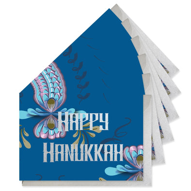 Skàndia Happy Hanukkah Cards - Boxed Set of 6 - ModernTribe