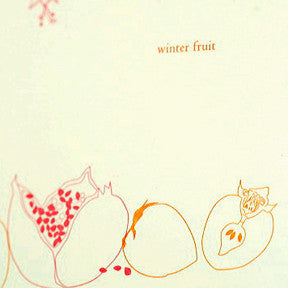 Winter Fruit Cards - Boxed by Other - ModernTribe - 1