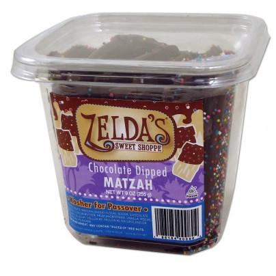 Zelda's Chocolate Covered Matzah by Zelda's - ModernTribe