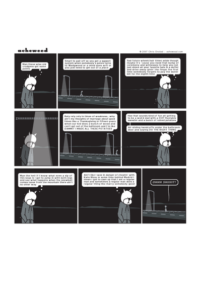 Comic - The Wise Points... Considered (05/31/2007)