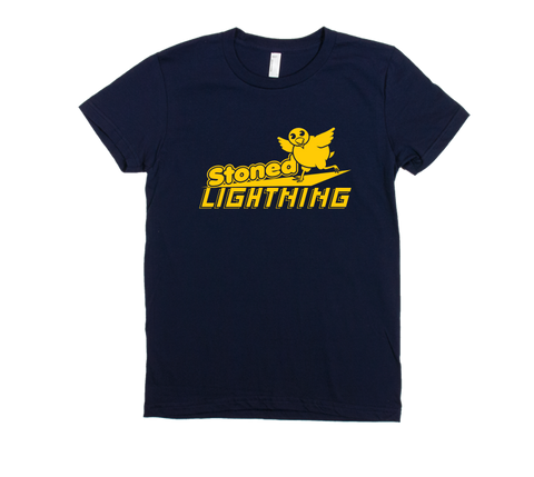 Stoned Lightning Women's T Shirt