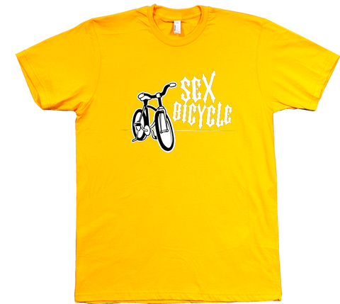 Sex Bicycle T-Shirt