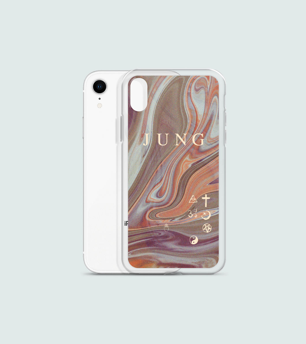 JUNG iPhone Case