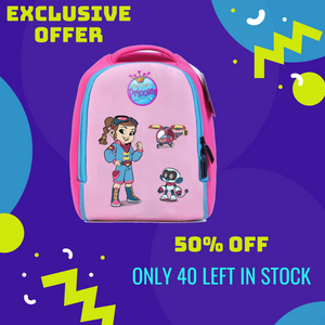 EXCLUSIVE OFFER l BACKPACK l WHILE STOCKS LAST
