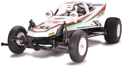 Tamiya The Grasshopper Item No: 58346