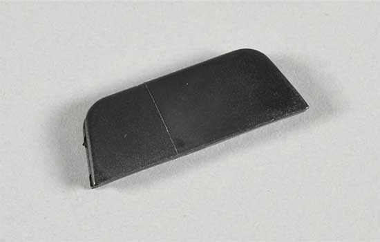 Fg Modellsport Cover f. belt channel (1p) 68256