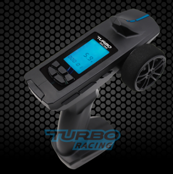 Turbo Racing P52(91804G-VT) No: 4-Channel 2.4GHz LCD  2.4GHz 4CH System