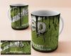 Jeep vintage oil can mug 2