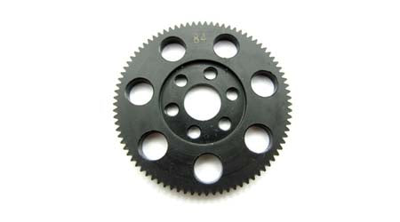 Zeppin CNC Machined Spur gear  for Xray