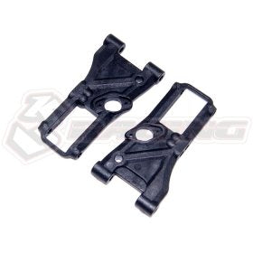 3Racing Sakura Advance 2K18 EVO Touring Chassis Front Suspension Arms For Advance 2K18 - SAK-A524 - Hobby Circuit