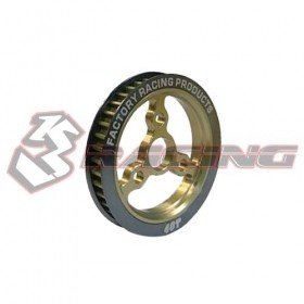 40T Aluminum pulley for Sakura Advance - 3Racing SAK-A512  [SAK-A512]