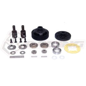 SAKURA FF EVO Gear Differential Set For KIT-FFEVO - 3Racing SAK-F63/V3  [SAK-F63/V3]