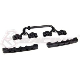 3Racing Sakura M Suspension Mount Set - SAK-M4S31  [SAK-M4S31]