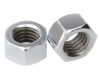 Hobby circuit steel nuts sizes 4mm-8mm sold in packs of 50