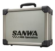 CARRYING CASE SANWA ALU for M17 & MT-44