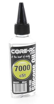 CORE RC SILICONE OIL - 7000CST - 60ML CR221