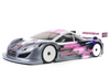 ZooRacing Dogsbollox (DBX - BRCA) Standard Touring Car Body 1/10 Electric Touring Car Racing 190mm