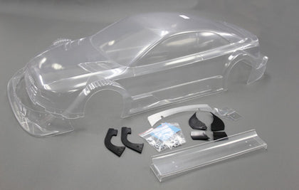Fg Modellsport Audi RS5 DTM Ultra clear body 2mm 04159