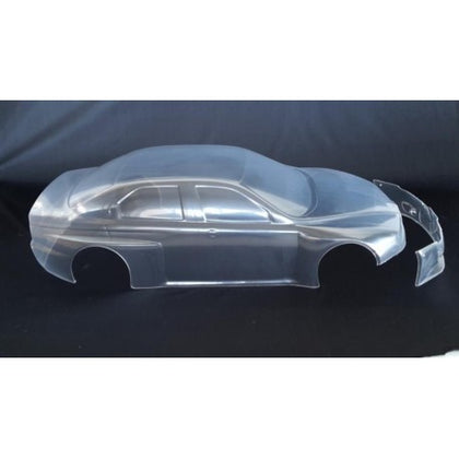 Body Alfa Romeo 156 ETCC 2014 - EFRA Legal - unpainted - 1,5 mm transparent Lexan  LSB_001_15