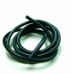 xceed 107245 Cable 100 cm Soft - Silicone Black 12awg