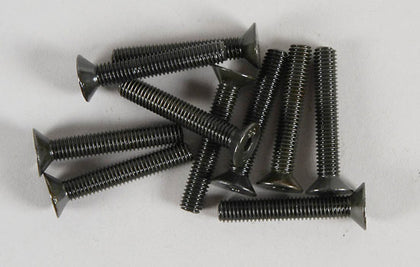 FG modellsport Rec.coun.head screws M5x35mm (10p) 06722/35