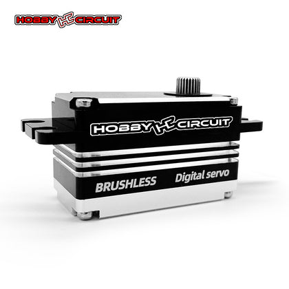 Hobby Circuit Low Profile Servo  0.07 sec/60 Black Edition