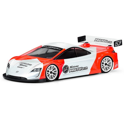 PROTOFORM TURISMO X-LITE WEIGHT BODYSHELL 190MM PL1570-20