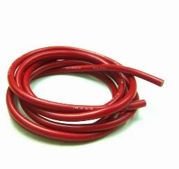 xceed 107248 Cable 100 cm Soft - Silicone Red 16 awg