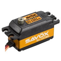 SAVOX DIGITAL LOW PROFILE SERVO 9.0KG@6V SAV-SC1251MG