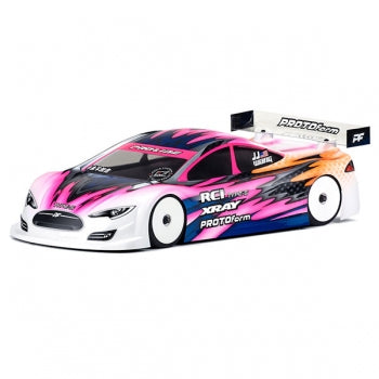 PROTOFORM TYPE-S LIGHTWEIGHT BODYSHELL 190MM (CLEAR) - Hobby Circuit