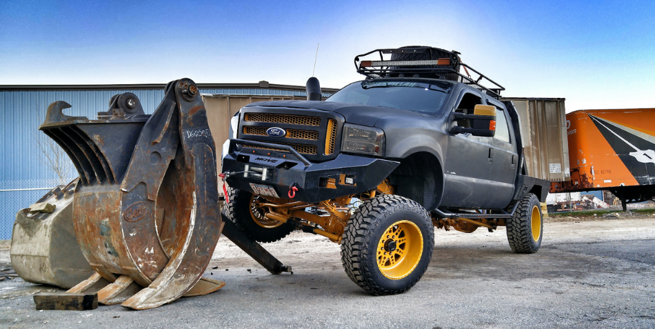The 411 on our Off-road Bumpers