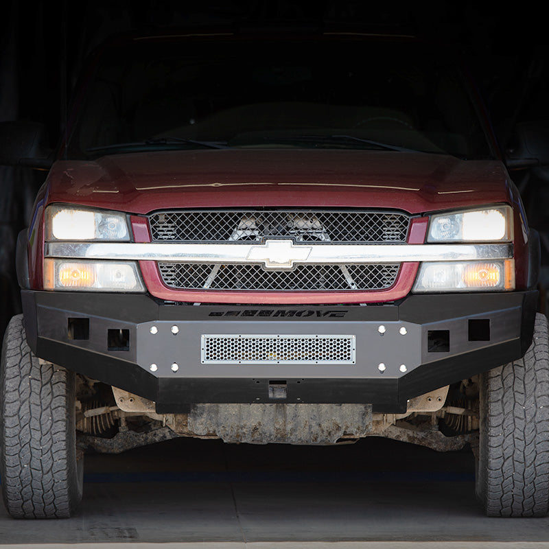 Modular Bolt On Bumper - Chevy 2500/3500 - 2003 - 2007