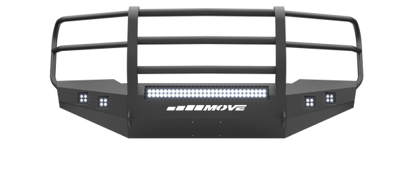 Classic Full Grille Bumper Kit - Front