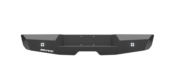 Precision Rear Bumper Kit
