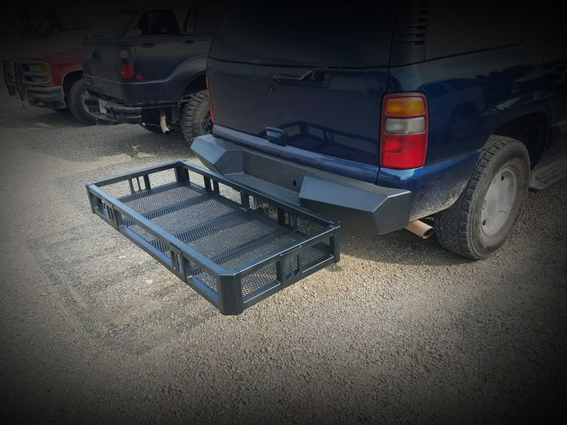 DIY heavy duty cargo carrier