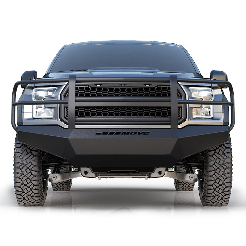 Aftermarket Full Grille Bumper Kit - MOVE Bumpers