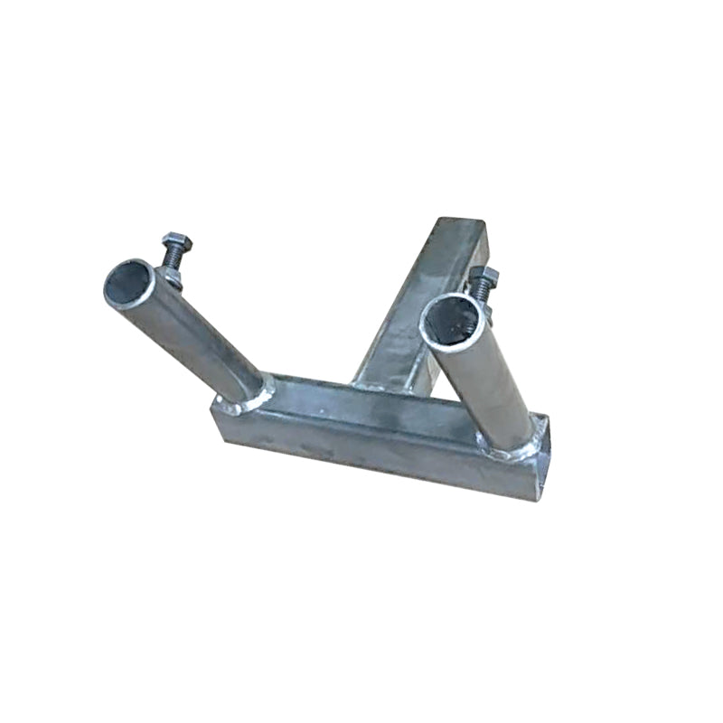 Double Hitch Mount Flag Pole Holder