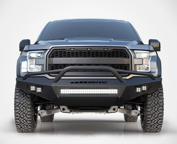 Precision Front 2.5 Bumper Kit