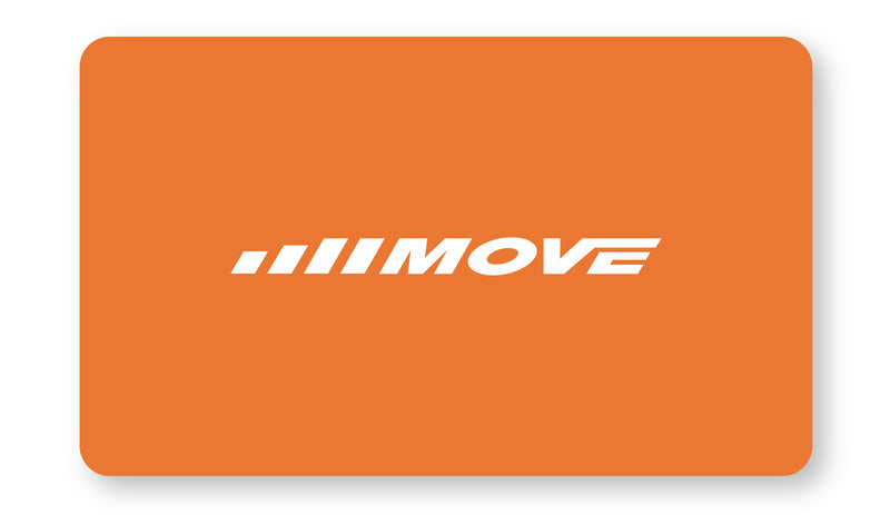 MOVE Gift Card