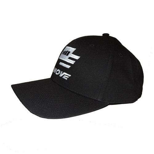 Flag Hat Black - MOVE Bumpers