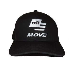 MOVE Flag Hat - Black