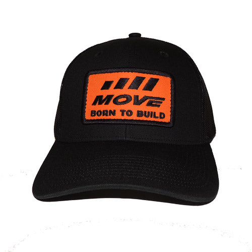 MOVE Born to Build Trucker Hat