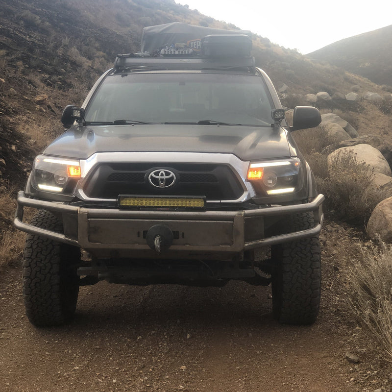 Embark Front Bumper Kit - Toyota Tundra - Overlanding